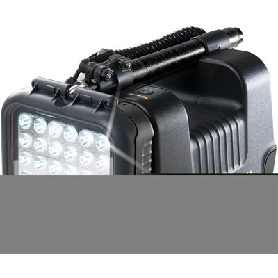 9430 Remote Area Lighting System - Black