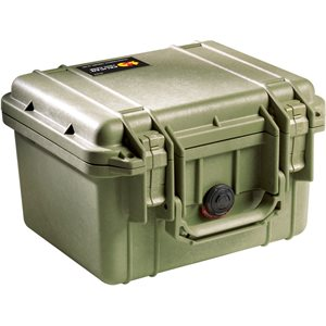 Pelican 1300 Case - Olive Drab Green *Special Order MOQ applies