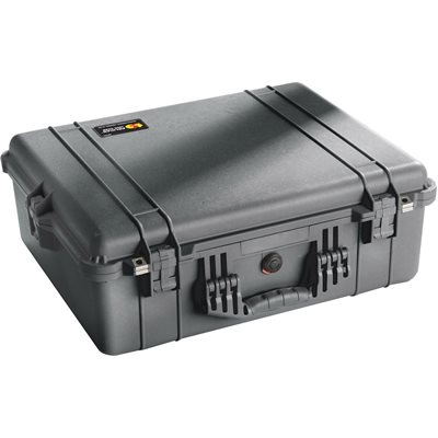 PELICAN # 1600 CASE - BLACK