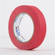 PAPER TAPE RED 24MM X 50M