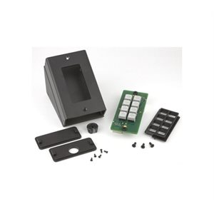 LECTRO REMOTE CONTROL FOR ASPEN SERIES, 8 BUTTONS, LEDS, DESK TOP