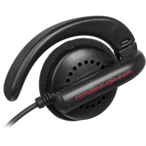 REMOTE AUDIO SINGLE EAR PIECE
