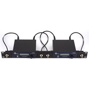 LECTRO RACK MT KIT FOR TWO NEW R400A RECEIVERS