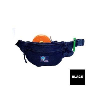 ROCKET BUM BAG LARGE-BLACK