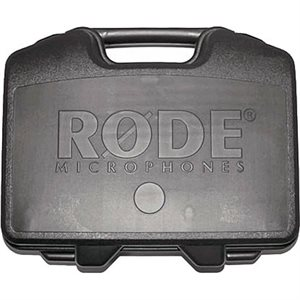 RC1 ABS flight case to fit NT2000 & SM2 shock mount.