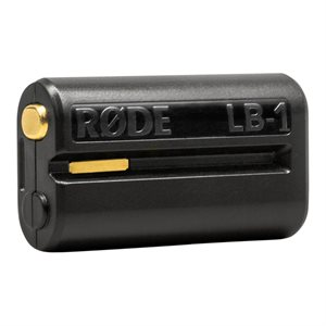 Rode LB-1 Lithium Ion Rechargeable battery. 1600mAh.