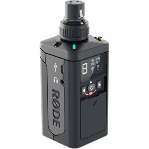 Rode TX-XLR, XLR Wireless Transmitter.