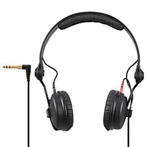 SENNHEISER HD25 HEADPHONES (SPLIT H / B SINGLE STRAIGHT CABLE)