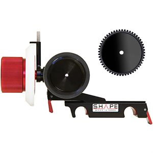 SHAPE Follow focus friction & gear clic