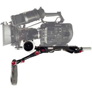 Shape FS7BRFFP Sony FS7 & Sony Pxw-FS7 Mark II Bundle Rig Follow Focus Pro