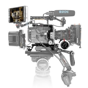 Shape FX9BRFFP Sony Fx9 Baseplate Cage Follow Focus Pro