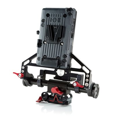SHAPE WIRELESS ON CAM KIT WITH BLOC V-MOUNT PLATE