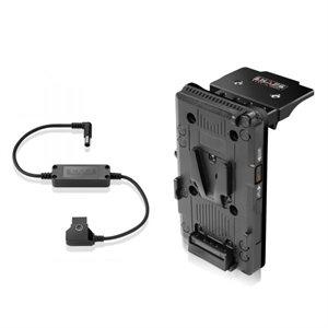 Shape VPBFX V-Mount Pivoting Battery Plate For Sony Fx9