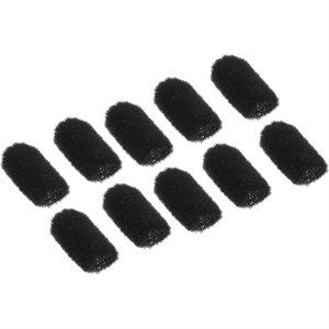 SANKEN FW-11 FOAM WINDSHIELD BLACK (SET 10)