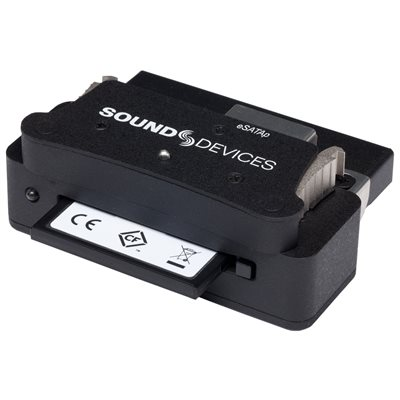 SOUND DEVICES Compact Flash Caddy interface