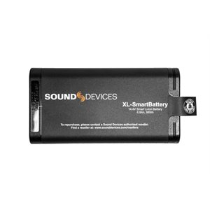 SOUND DEVICES Rechargeable Smart Lithium Ion Battery 6.8Ah / 98Wh.