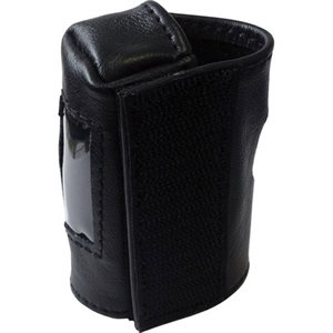 TIMECODE SYSTEMS LEATHER POUCH WITH VELCRO FOR BUDDY: MINI