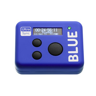 TIMECODE SYSTEMS Timecode Systems UltraSync BLUE