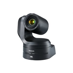 PANASONIC 4K / HD Integrated Camera Black