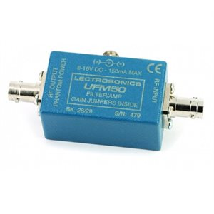 LECTRO UHF FILTER / AMP MODULE, 50MHZ BW. SPECIFY FREQUENCY