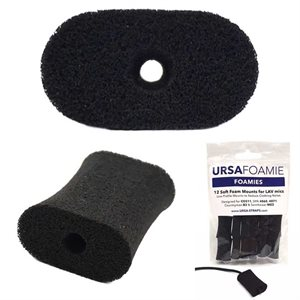 URSA Foamies Black - 12 pack