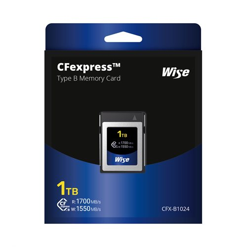 Wise CFexpress 1TB