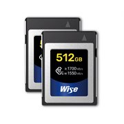 Wise CFexpress 512GB (2-Pack)