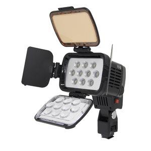 High Performance LED Light (Suit SSL-JVC50 Battery)