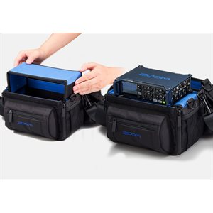ZOOM PROTECTIVE CASE for F8 PCF-8