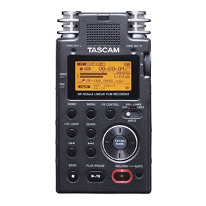 TASCAM DR-100MK2 PORTABLE RECORDER