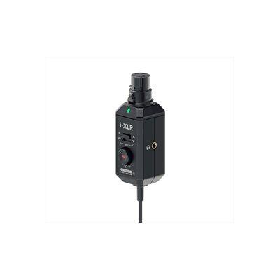 I-XLR DIGITAL XLR INTERFACE, HEADPHONE MONITORING OUTPUT - LIGHTNING CONNECTOR