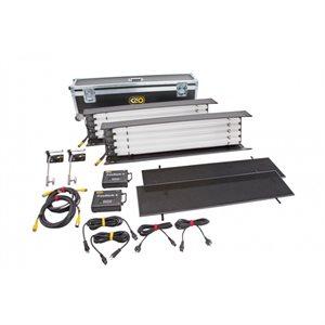 Kino FreeStyle T44 LED DMX Gaffer DMX Kit (2-Unit), Univ