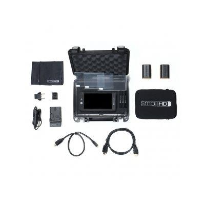 SMALL HD 501 ON-CAMERA MONITOR STARTER BUNDLE