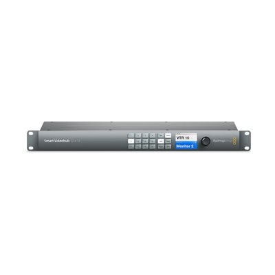Blackmagic Smart Videohub 12x12
