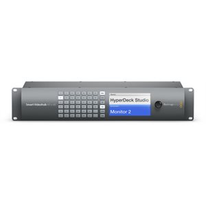 BLACKMAGIC DESIGN SMART VIDEOHUB 12G 40X40 ETA MAY