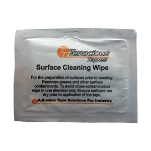 Tenacious Isopropyl Surface Cleaning Wipes
